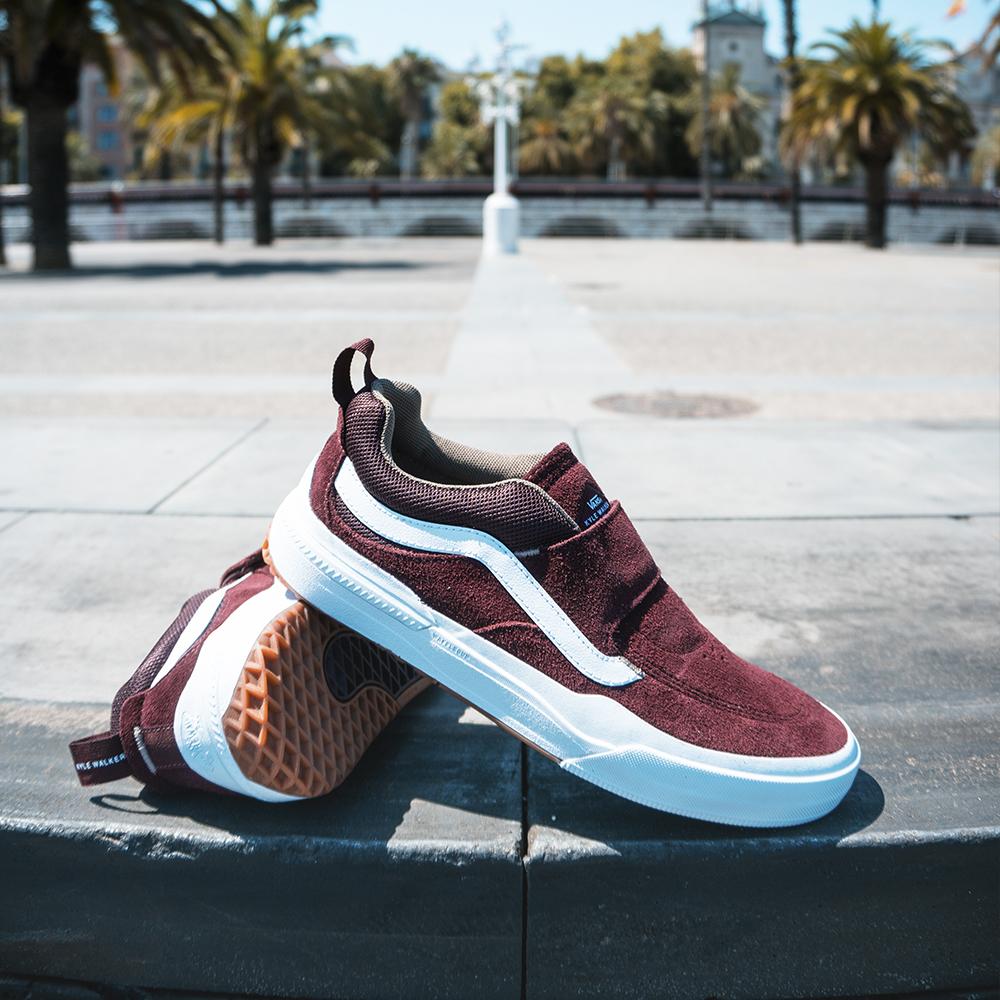 Vans – Kyle Walker Pro II – Port/Walnut