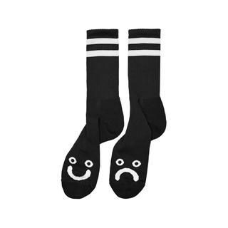 happy sad socks black.jpg